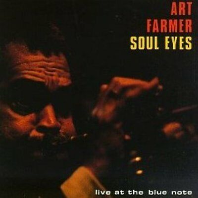 Art Farmer-Soul Eyes-Japan Cd B63