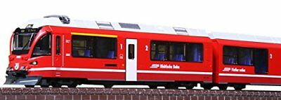 Kato 10-1318 10-1319 Rhaetian Railway Bernina Express 5 Cars Set (N scale)
