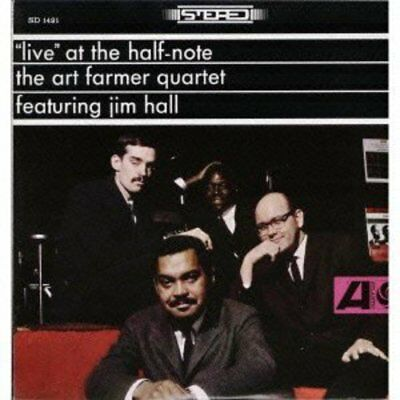 Art Farmer-Live At The Half-Note-Japan Cd B50