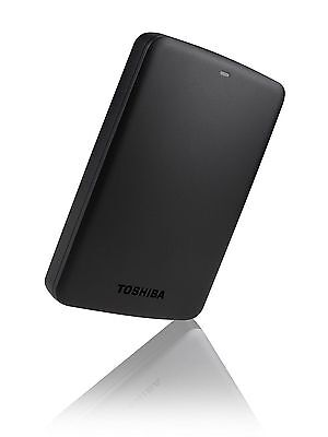 Toshiba Canvio Basics 500GB 1TB 2TB USB 3.0 Portable External Hard Drive