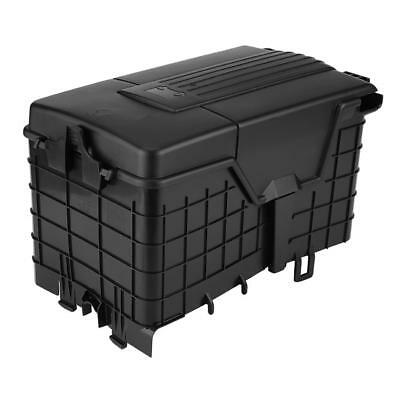 Car Battery Cover Dust Protection Box for Passat B6 Golf MK5 MK6 A3 Seat Leon DY