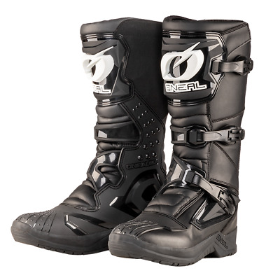 New Oneal RSX Black Motocross Enduro Boots 7 8 9 10 11 12 O`Neal