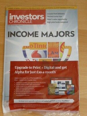 Investors Chronicle 13 July - 19 July 2018