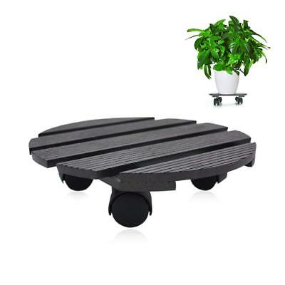 Plant Caddy Heavy Duty Stand With Wheels Holds Up To 12 Inches And 80 Lbs