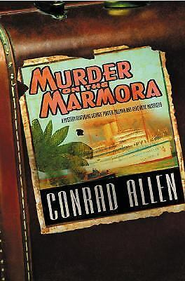 Murder on the Marmora  (ExLib) by Conrad Allen