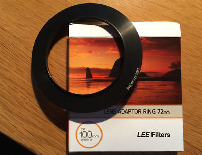 Lee 72mm Filter Ring