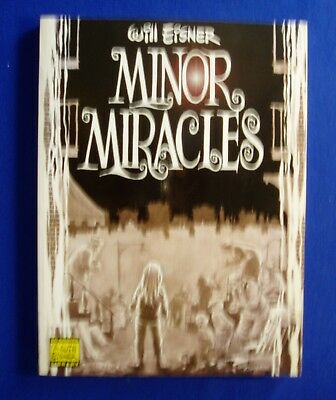 Will Eisner Minor Miracles. DC Paperback 2000. VFN+