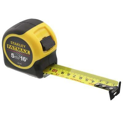 STANLEY FATMAX Classic Tape with Blade Armor, 5m/16ft