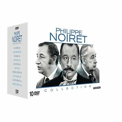 DVD Philippe Noiret - La Collection : Fort Saganne + L'horloger de Saint-Paul +