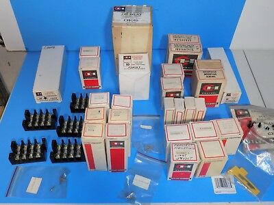 Large Lot Of New Old Stock Cutler Hammer Electrical Inventory From Closed Store