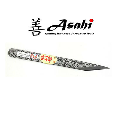 Asahi Japanese Kiridashi Woodworking Marking Knife, 18mm Wide, 19KIR18