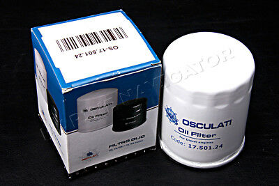 Osculati Oil Filter for VOLVO Penta Diesel Engine MD 2010 2010 2030 2040