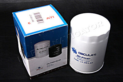 Osculati Oil Filter for VOLVO Penta Diesel Engine 7.4 GI/GSI DPX385