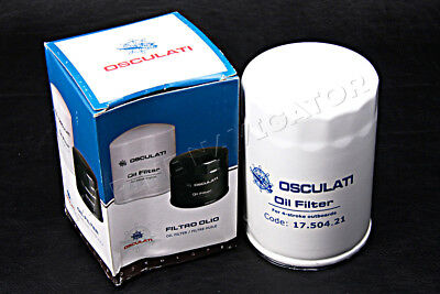 Osculati Oil Filter for Mercury 6-Stroke 225/350HP