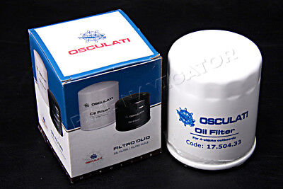 Osculati Oil Filter for Suzuki 4-Stroke 90/140HP