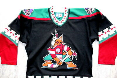 *NEW* RARE NHL JERSEY STARTER Arizona Coyotes ICE HOCKEY SHIRT SIZE (S)