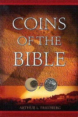 Coins of the Bible Book by Arthur Friedberg