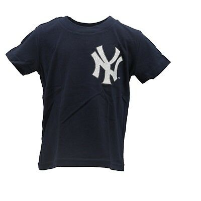 New York Yankees MLB Majestic Infant Toddler Size Brian McCann T-Shirt New Tags