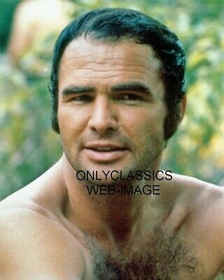 """1972 Cool Guy Actor Burt Reynolds As Lewis In """"Deliverance"""" 8X10 Movie Photo"""