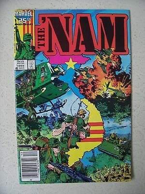 The 'nam #1 Nm       Superb High Grade!