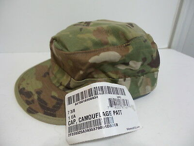 Brand New Sekri Industries Usaf Army Combat Patrol Cap Hat Multicam Ocp Size 7⅜