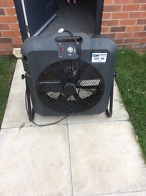 large industrial fan Andrews As 50