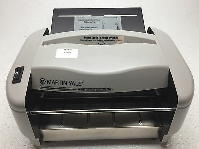 Martin Yale P7200 Type: 395 Premier Rapid Fold Automatic Feeder (Missing Trays)
