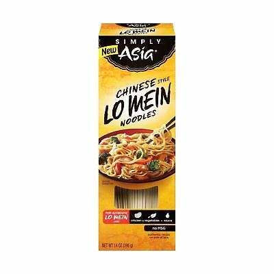 Simply Asia Chinese Style Lo Mein Noodles, 14 oz