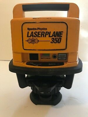 Spectra-Physics Laserplane Leveling Systems L350