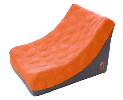 Nook Pebble Lounger Kid Chair Poppy Orange Movie Relax Playroom Story Time