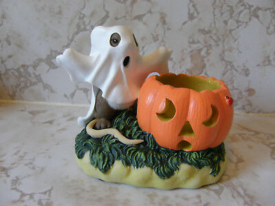 Charming Tails ~ YOU HAVE A BOO-TIFUL GLOW ABOUT YOU 4023628 LIGHTED MUSICAL NEW