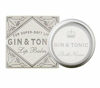 Bath House Cocktail Collection Gin & Tonic Lip Balm
