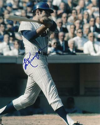 Ed Kranepool- Color Glossy Signed Photograph