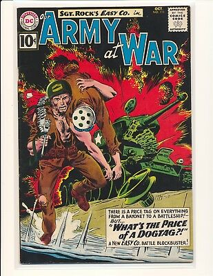 Our Army At War # 111 VG/Fine Cond.