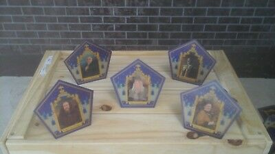 Harry Potter Chocolate Frog Card ☆Starter Pack 5 card special☆ (w/Dumbledore)
