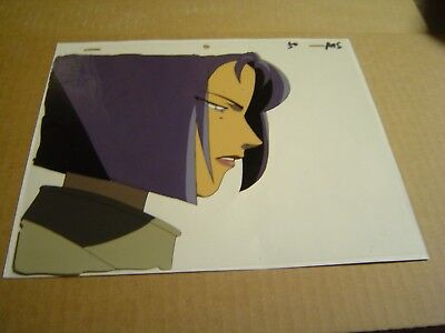 Now & Then Here & There Anime Production Cel Abelia AIC stamp japan