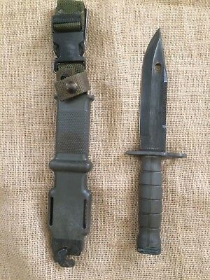 LAN-CAY M9Bayonet Fighting Knife - Current Production - Excellent condition