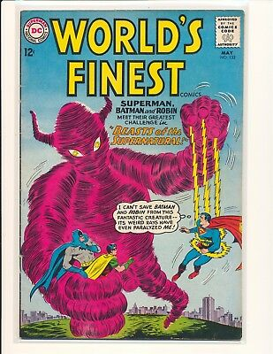 World's Finest Comics # 133 VG/Fine Cond.