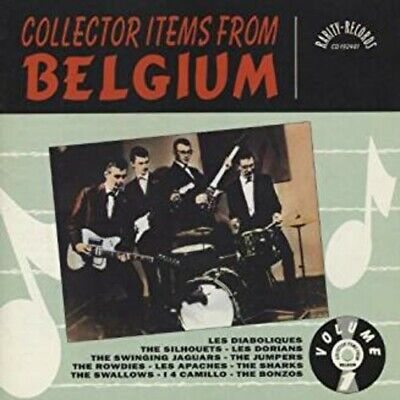 Various Artists - Collector Items from Belgium 1 [New CD]