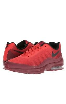 Nike Air Max Invigor Print Mens 749688-603 Habanero Red Running Shoes Size 11.5