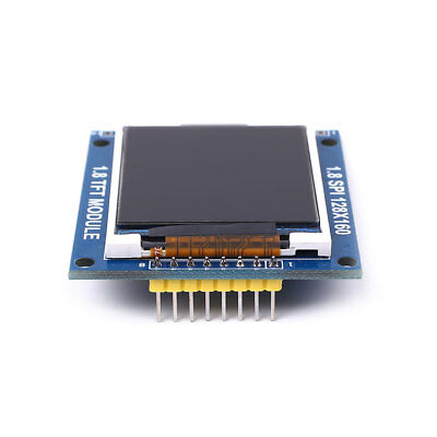 """1.8"""" ST7735 SPI 128x160 Bright TFT LCD Display Mini Module For Electronic Device"""