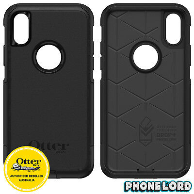 Genuine OtterBox Commuter case cover for Apple iPhone X/XS shockproof Black