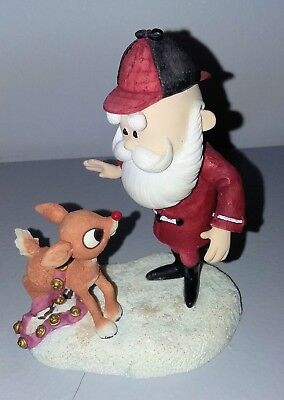 "Rudolph And The Isand Of Misfit Toys ""jingle Jingle Jingle "" Enesco Figurine Htf"
