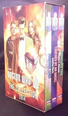 Doctor Who The Collection 2014 x 3 paperback books