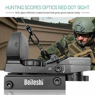 BEILESHI HD101 HUNTING Scopes Optics Red Dot Sight Rail Sniper