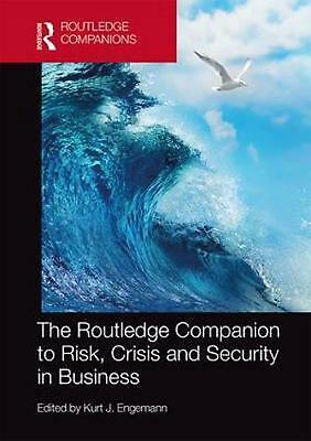 Routledge Companion to Risk, Crisis and Security in Business Hardcover Book Free