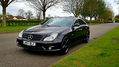Mercedes CLS 63 AMG - Full EU Spec,Left Hand Drive, 62000 kms, FSH, £245 Tax!