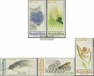 complete.issue. Southwest 1097-1101 Unmounted Mint / Never Hinged 20 Namibia
