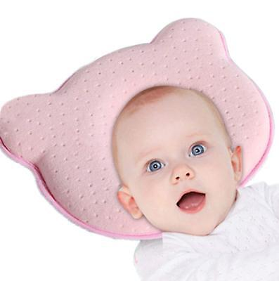 Baby Pillow - Preventing Flat Head Syndrome for Your Newborn Baby Avoid Plagioce