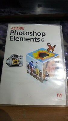 Adobe Photoshop Elements 6 Windows CD